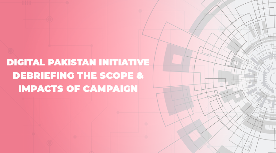 Digital Pakistan Initiative