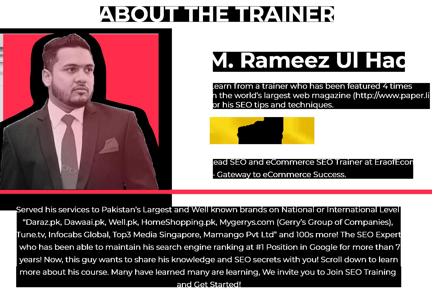 rameez-ul-haq-seo-trainer-karachi